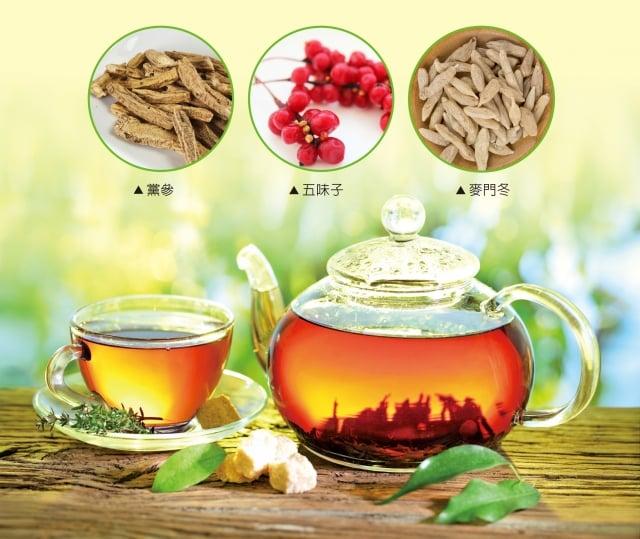 中藥材都有其藥性與功效,針對不同體質,務必找專業的醫師來診斷,給予適切的茶飲處方來輔助,以達到明顯的功效,而且也能喝得健康。(Fotolia)