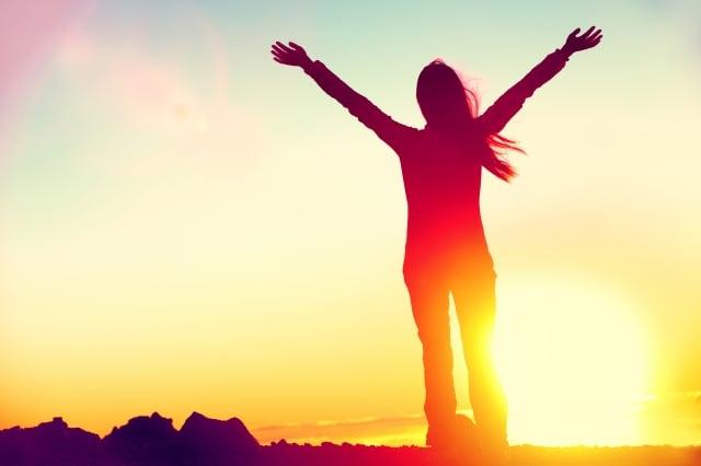 要翻轉未來的人生,就先從學會調養自己的身心開始。(123RF)