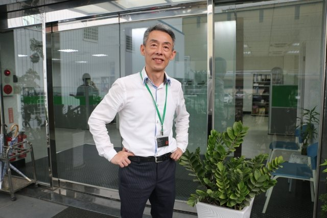奇美車電董事長徐學賢。(攝影/吳雁門)