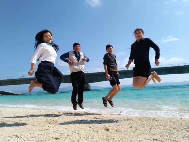 沖繩JUMP!(楊子樊提供)