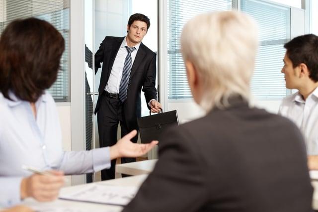 你平常是否經常會遲到個2、3分鐘?而且,不認為這樣算遲到呢?(shutterstock)