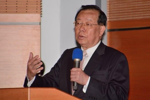 前中華民國財政部部長、前駐WTO大使顏慶章。(大紀元資料照)