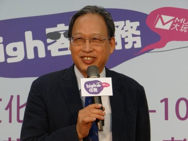 教育部主任秘書朱楠賢