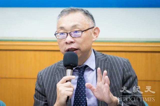 台師大教授范世平表示,當港人反送中時,中共仍要對台灣推銷「一國兩制」,批評中共不是政治智商低到難以理解,就是眼睛說瞎話把台灣人當白癡耍。圖為資料照。(記者陳柏州/攝影)