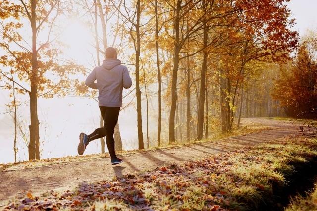 早晨的運動會激發肌肉細胞的基因程序,使它們更有效地代謝糖分和脂肪,可能對肥胖者和第二型糖尿病患者益處大;在晚上運動則會讓整個身體燃脂時間更長,可能對減重更有效。(ShutterStock)