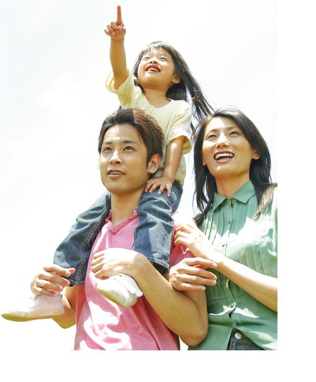 孩子的問題,來自於父母!在很大程度上,人是家庭塑造出來的,家庭的健康才能帶來孩子的健康成長。(123RF)