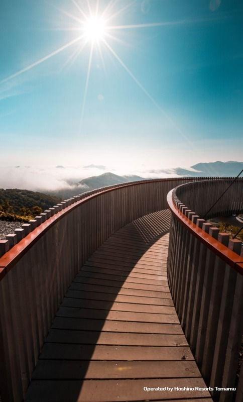 北海道隱藏祕境:雲海平台。(業者提供)