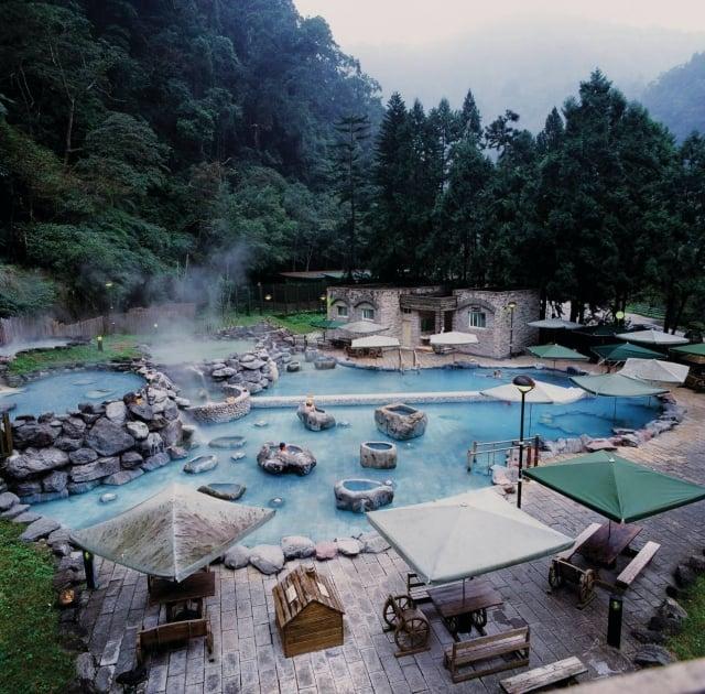 太平山國家森林遊樂區——鳩之澤。(羅東林管處提供)