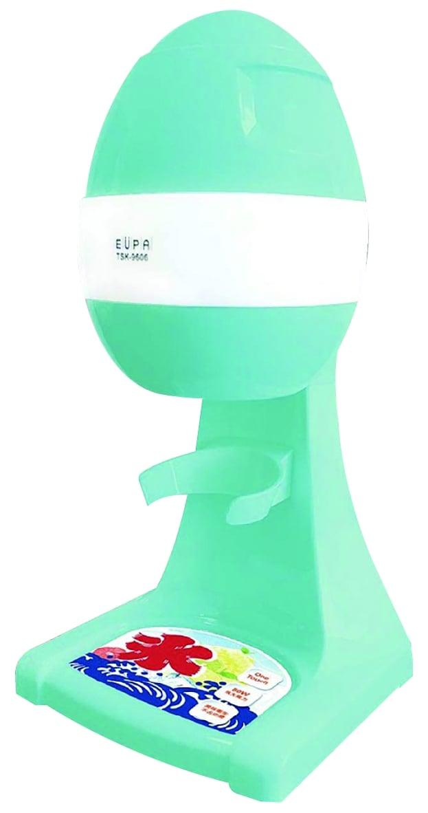 EUPA刨冰機。(燦坤提供)