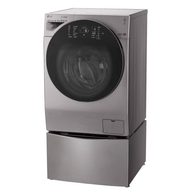 LG TWINWash雙能洗洗衣機。(LG提供)