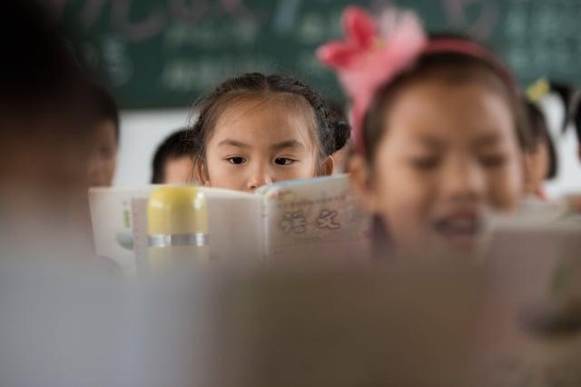北大教授渠敬東指出了中國現行教育體制的一系列問題,讓每個人在每個時刻都處於競爭之中。示意圖。(Getty Images)