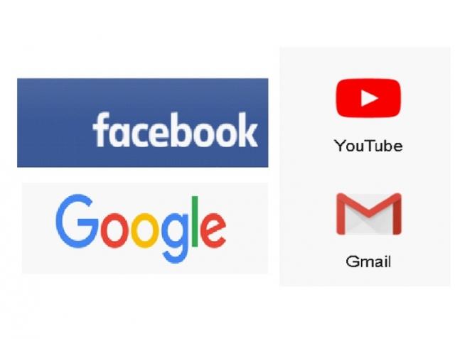 美國民主黨籍議員謝安達致函臉書、推特與旗下擁有YouTube的谷歌,詢問對於「深偽」技術製造的影像有何因應對策。(大紀元合成圖)