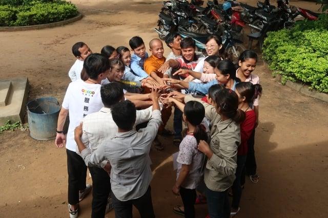 中原大學秉持全人教育理念推動海外服務學習,這群大學生讓世界看見不一樣的台灣、用愛心為台灣做外交!