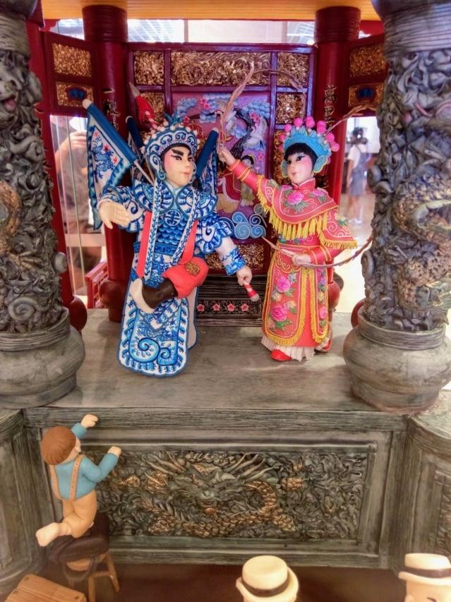 「伴我成長 臺灣傳統之美」獲泰國極限廚師挑戰賽(TUCC)銀牌。(宜蘭傳藝提供)