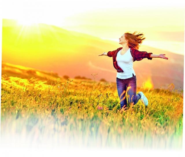 因淨而靜,另有一番境界,藉由心靈解脫而逹到生理解脫!(Fotolia)
