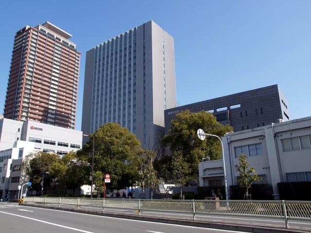 圖為位於日本大阪的京瓷辦公信息系統株式會社總部。(維基百科公有領域)