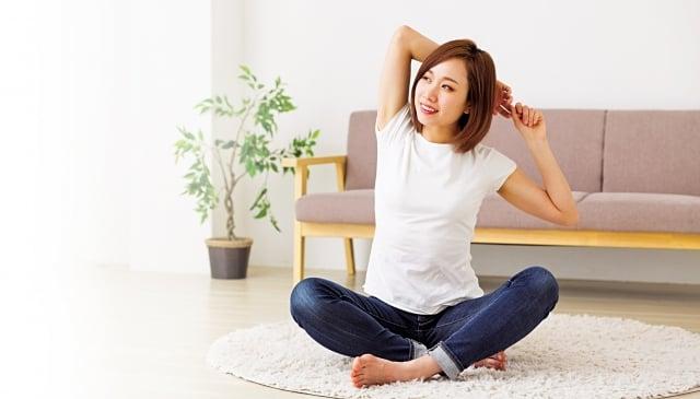 預防婦科病,首先是在經期時不可過食生冷,及坐臥冷處。(Fotolia)