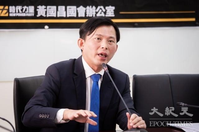 時代力量立委黃國昌7日坦言,「柯文哲組黨,造成最大衝擊的是時代力量。」圖為資料照。(記者陳柏州/攝影)