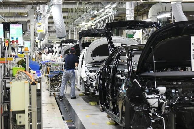 受消費者支出和企業投資推動,日本經濟成長優於預期。(TOSHIFUMI KITAMURA/AFP/Getty Images)