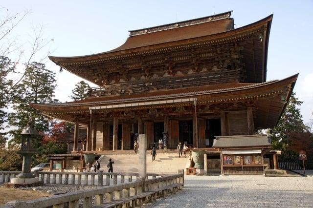 日本金峰山寺。(維基百科)
