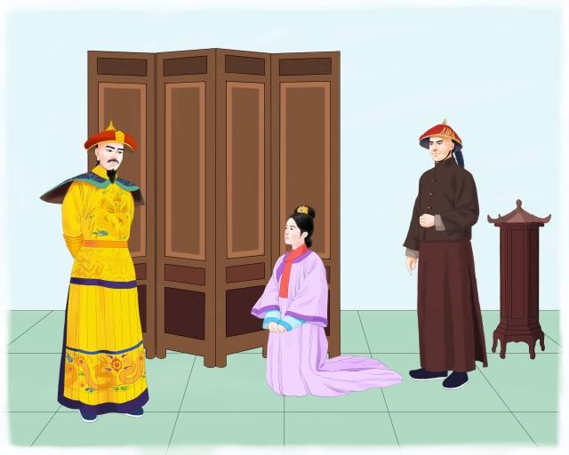翻開典籍,略敘古代少女事蹟,格外令人驚豔。(記者圖/志清/攝影)