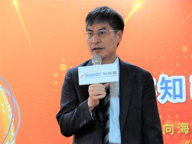 科技部長陳良基表示。
