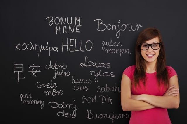 語言的學習不進則退,要維持經常學習是恆心的重大考驗。(123RF)