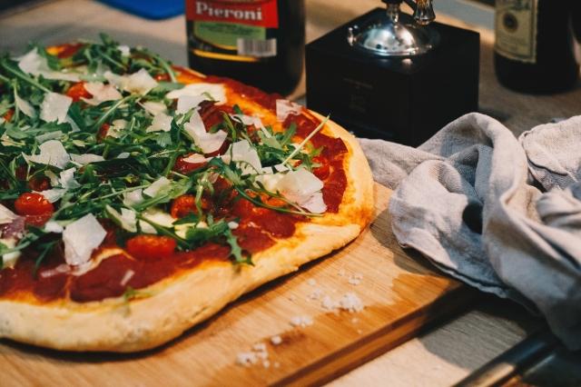 拿坡里披薩村美食節每年都吸引眾多披薩愛好者前往。(業者提供)