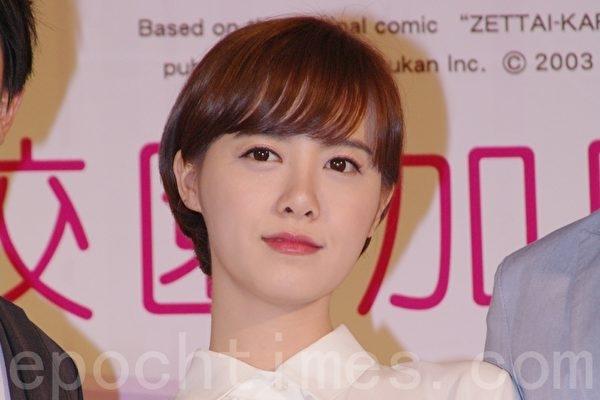 韓國女星具惠善將暫停演藝活動,圖為資料照。(記者黃宗茂/攝影)