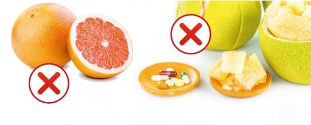 中秋柚/ 藥注意。(123RF_大紀元合成圖)