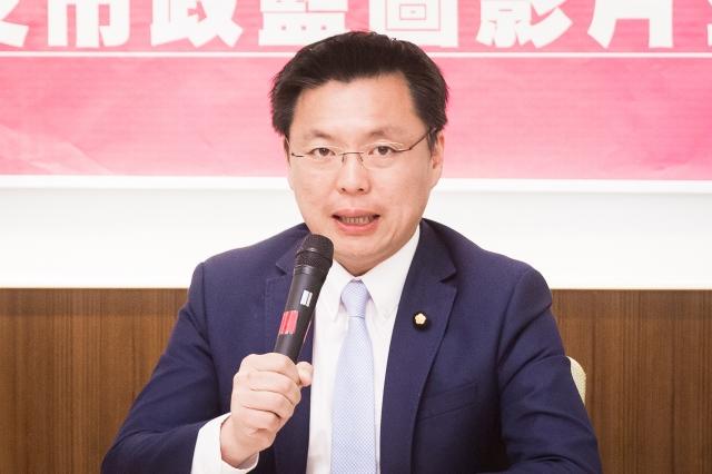 立委趙天麟表示,中共試圖以斷台灣邦交國,來介入台灣大選、轉移香港反送中運動的焦點,是流氓國家的行徑。圖為趙天麟資料照。(記者陳柏州/攝影)
