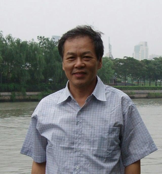 健行科非破壞檢測研究中心教授陳明正表示,只協助進行檢測並撰寫報告,並沒有負責維修。(健行科大提供)