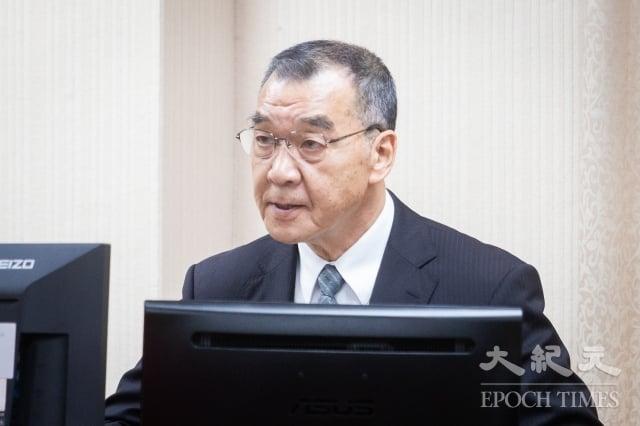 國安會日前提出專案報告指出,年底前台灣可能再斷一到兩個邦交國。國安局長邱國正2日證實,這是國安局與外交部一同研討的,這項研判是有根據的。(記者陳柏州/攝影)