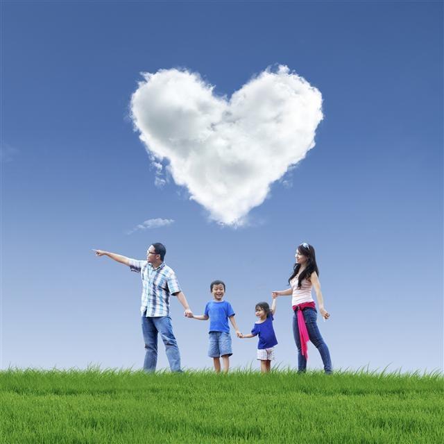 真正的幸福並不是你想要什麼,人家就給你,而是讓你真心的感受到關懷和被需要,這才是所謂的幸福。(Fotolia)