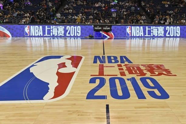 在中國,中共官媒不斷談論NBA本身的損失,卻絕口不提中國大陸方面的損失,尤其是背後相關民企的損失。(Getty Images)