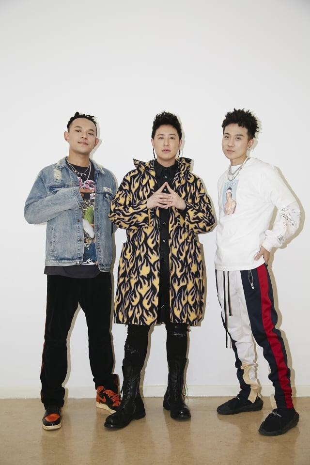 潘瑋柏邀請肖恩恩及黃旭一起登台演唱
