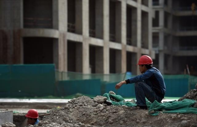 中共加大發債力度,重回以債務拉動經濟老路。(Getty Images)