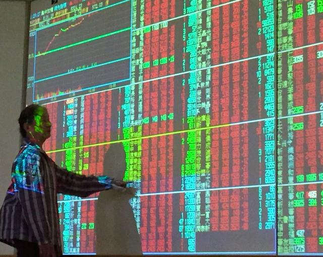 法人表示,台股股息殖利率逾4%,具高股息優勢。圖為台股示意圖。(大紀元資料庫)