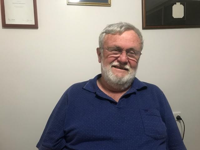發起請願案是一名長期挺台的73歲退休律師達菲。(中央社)