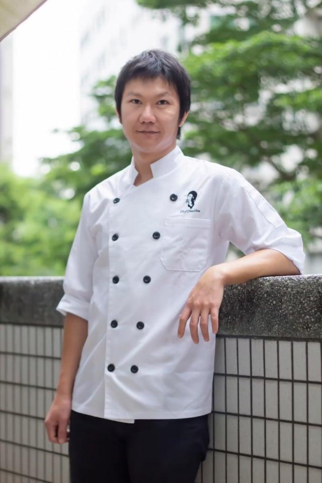 有著濃厚台灣味的「阿辰師」,勇闖法國學習廚藝,用台灣味征服當地人的味蕾。(攝影/劉宸豪)
