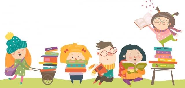讀書是生活中的活水,可以讓我們吸收源源不絕的知識、增廣見聞,和淨化心靈。(123RF)