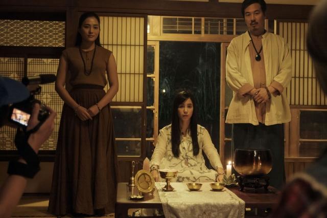 温貞菱在通靈少女2飾演仙姑一角(公共電視提供)