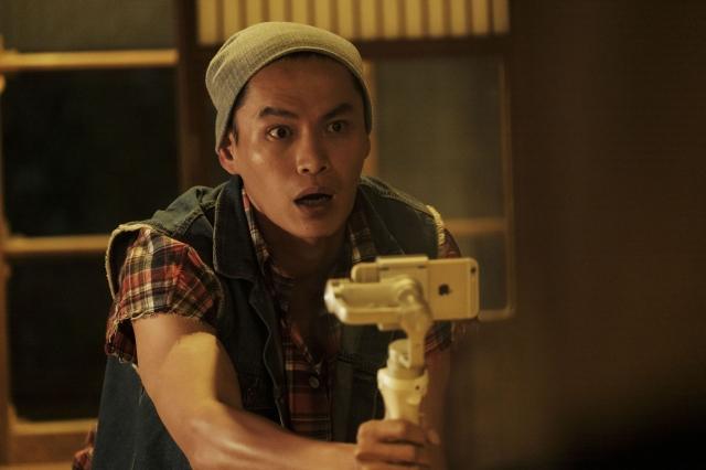 黃鐙輝飾演直播主Bruce-2