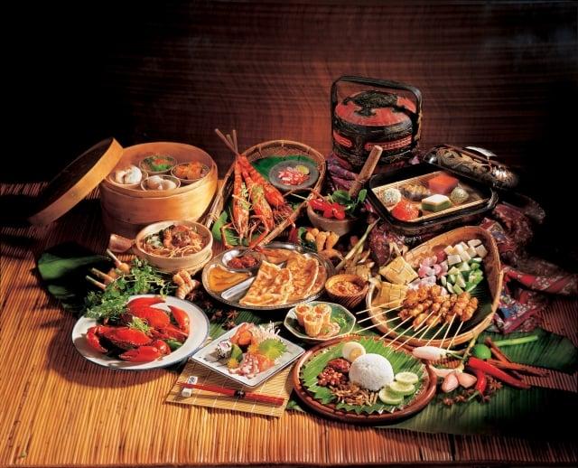 馬來西亞薈萃各地文化的美味,成為名副其實的東南亞美食天堂。(馬來西亞觀光局提供)
