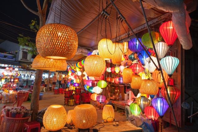 越南會安古鎮。(可樂旅遊提供)