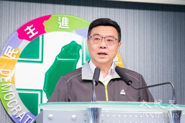 民進黨主席卓榮泰表示,不分區立委名單的協調過程艱辛,有3件事令他耿耿於懷。圖為資料照。(記者陳柏州/攝影)