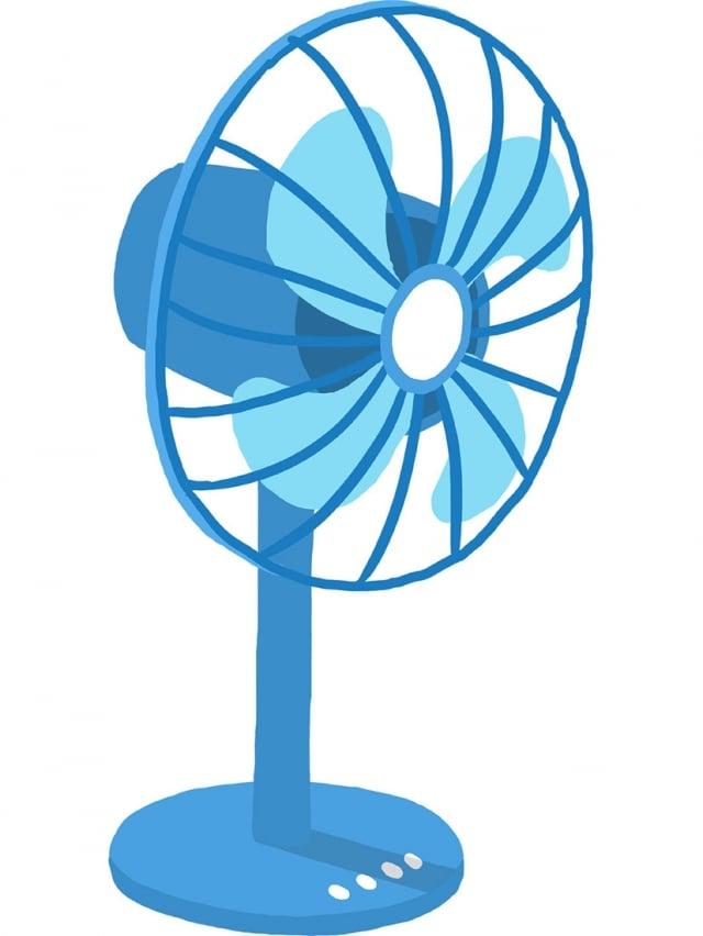 電扇收納之前,最好來個大清洗,明年拿出來使用時,保證它還會吹送乾淨清爽的涼風。(123RF)