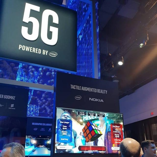 5G競價將在12月10日開始。圖為5G示意圖。(中央社)