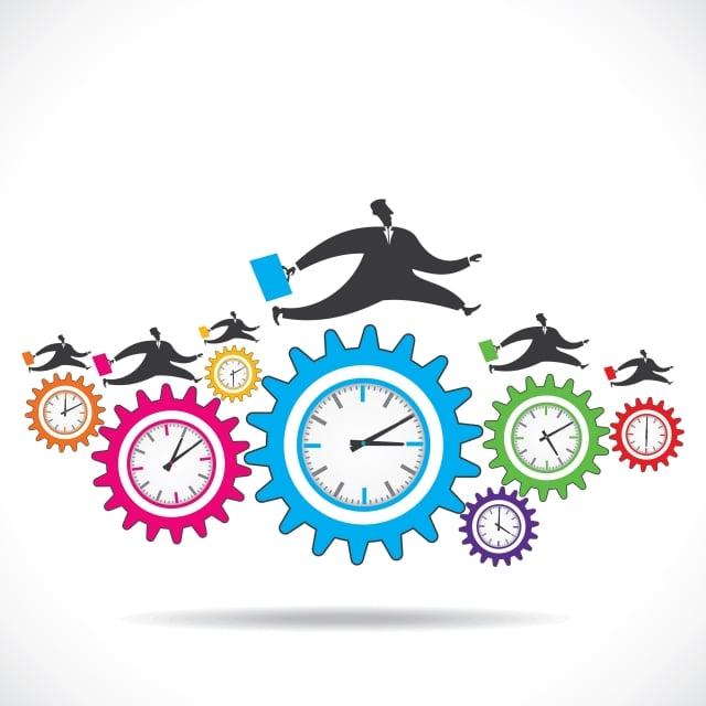 慣性時間,遇上與自己相同時間作息的人,若不相互退讓一步,便會造成許多困擾,有一方會空等著無法去做,那就很麻煩了。(123RF)