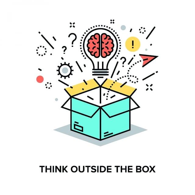 「思想決定行為」,因而帶領著我們行動、產生作為,以創造出生活之實相,進而決定了我們的命運,那麼各企業主,您的經營思維,又是如何呢?(123RF)